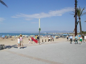 Salou 007 beach