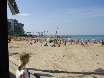 Salou 008 beach