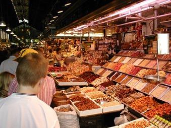 Salou 044 barcelona market