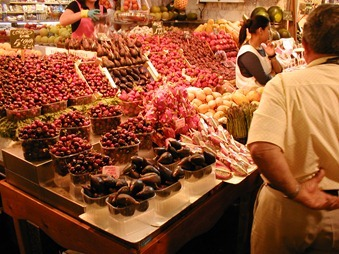 Salou 045 barcelona market