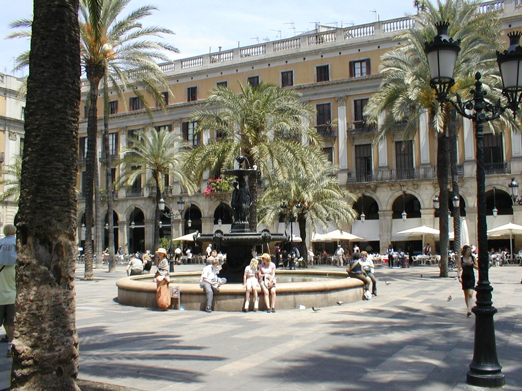 Holiday photos from the hotel belvedere salou spain - Hotel reial barcelona ...