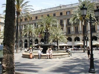 Salou 050 barcelona placa reial