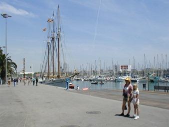 Salou 062 barcelona marina