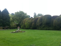 Raby Castle Gardens