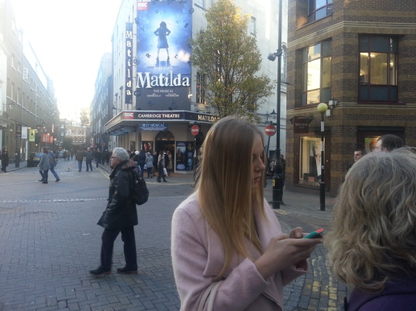 Matilda The Musical, Cambridge Theatre, Covent Garden