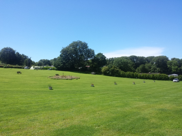 Kelpie Tents and Tourers Campsite