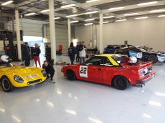 Full House! - Sylva, Toyota MR2, Aston GT3 and Ford Focus RS.