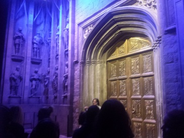 Doors to Hogwarts Great Hall