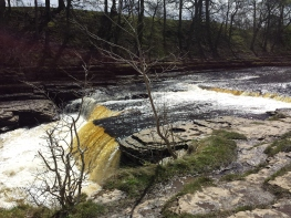Lower Force, Aysgarth