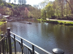 Riverside Walk, Knaresborough