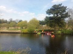 River Ure, Roecliffe, Boroughbridge
