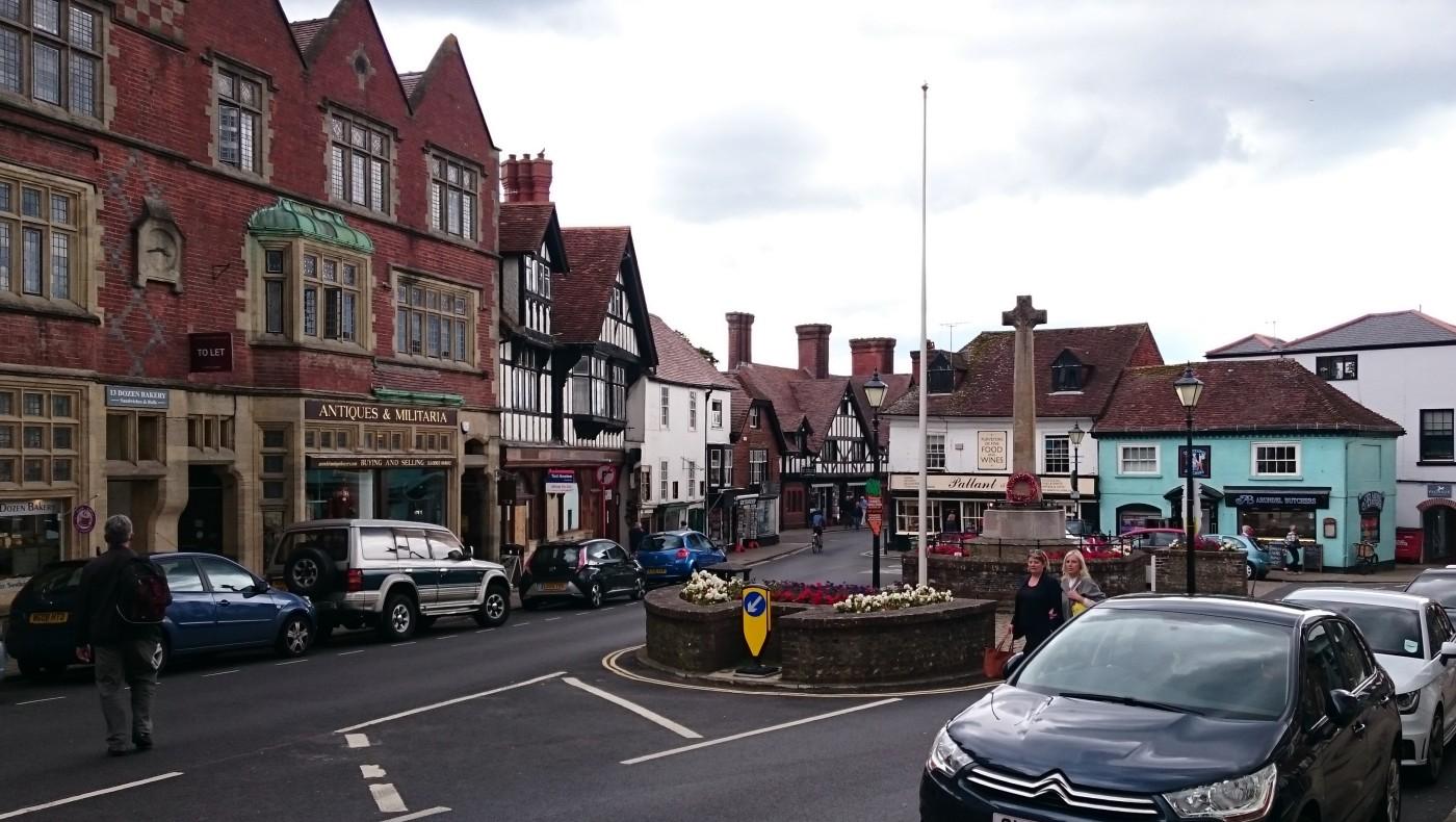 Arundel street scene