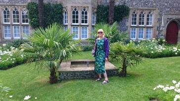 Fitzalan Chapel Gardens