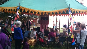 Punch & Judy, Alford Village Festival