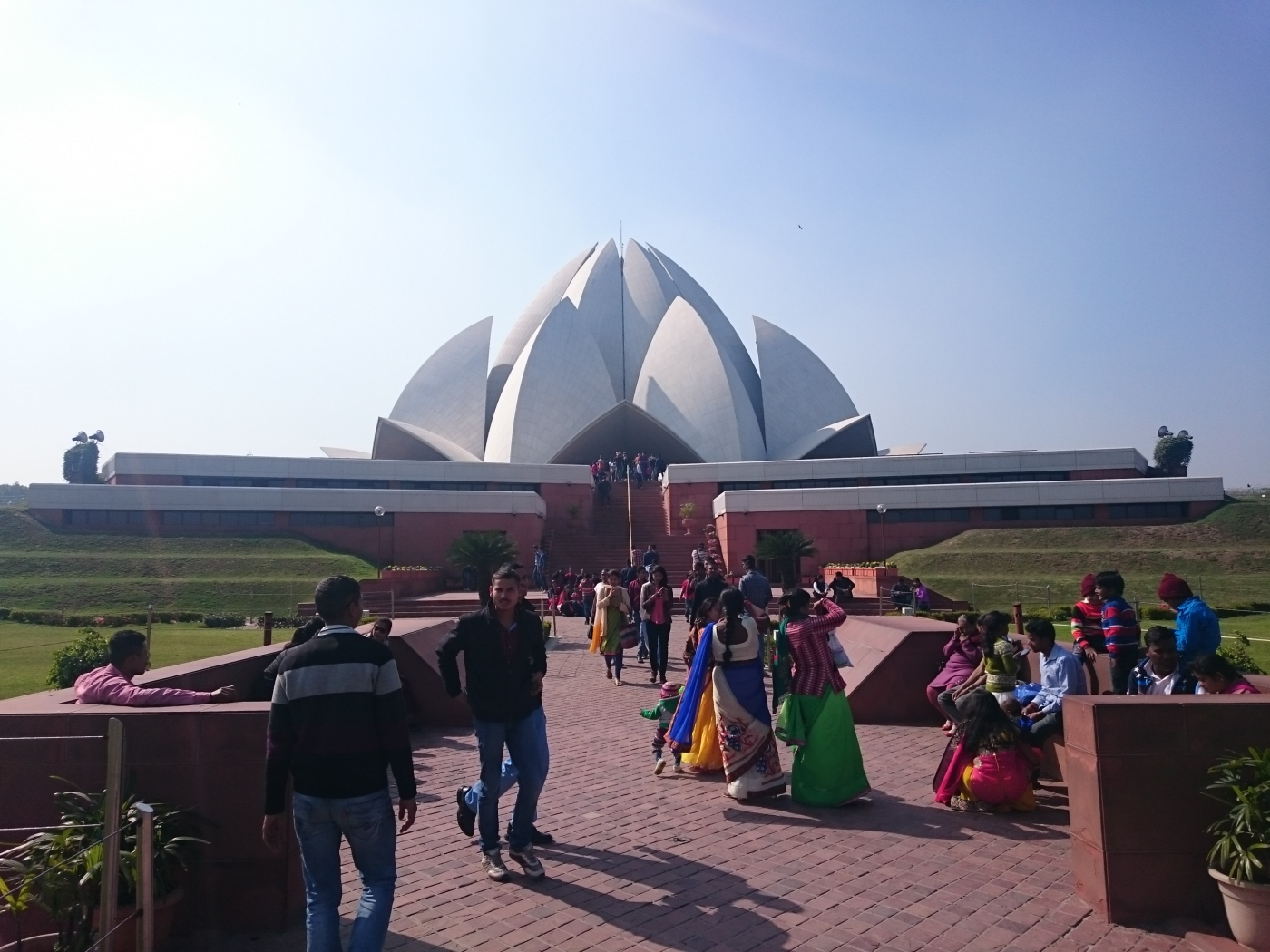 Baha'i (Lotus) Temple