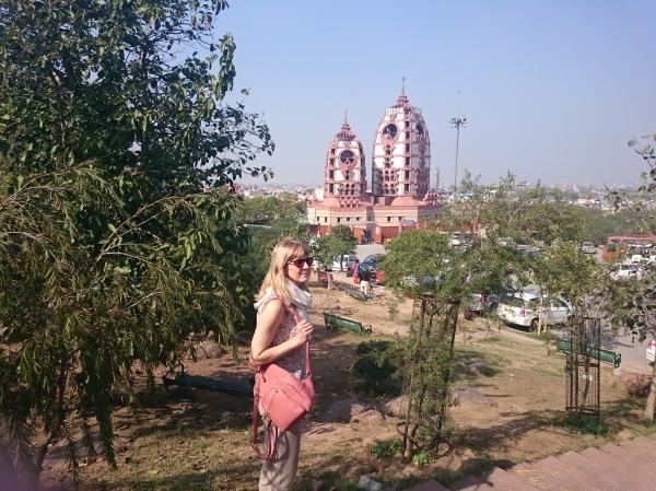 ISKCON (Krishna) Temple