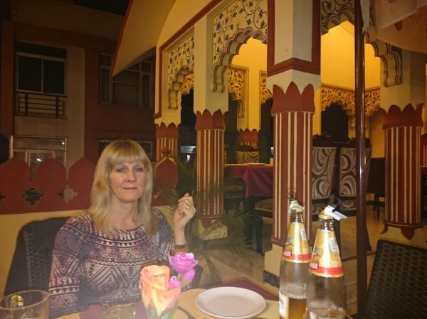 Rooftop Restaurant, Umaid Bhawan, Jaipur