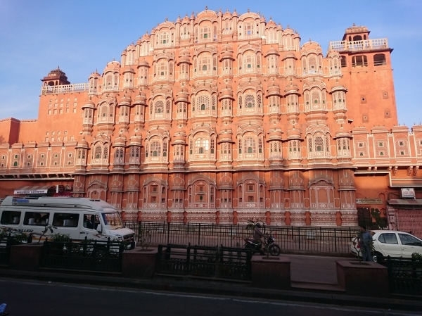 Hawa Mahal, Palace of the Winds