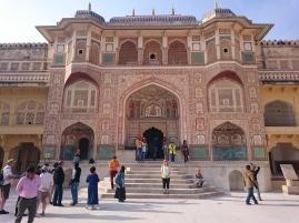 Ganesh Pol gateway, Amber Fort