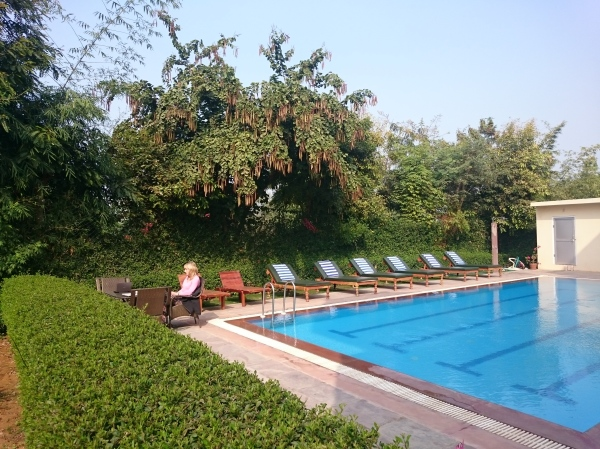 Pool and Gardens, Ranthambore Heritage Haveli