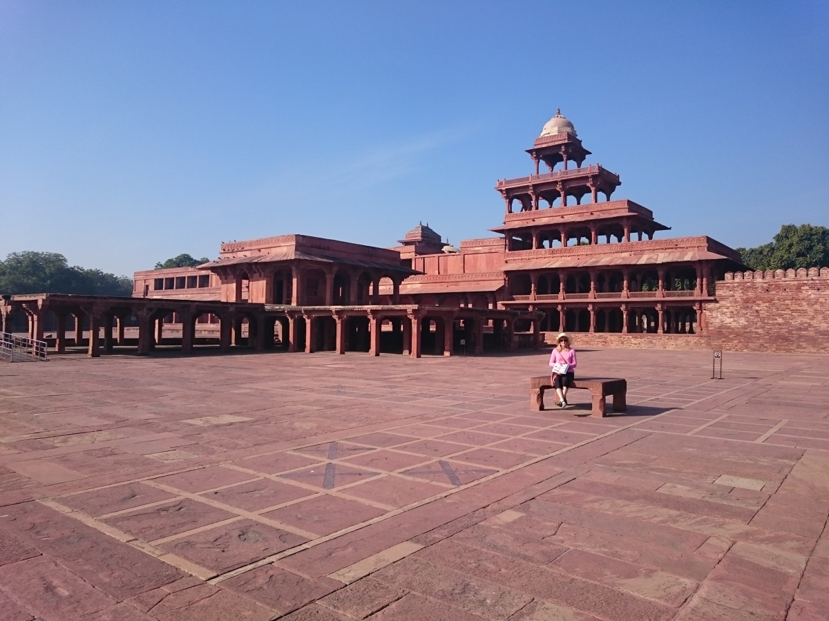 Fatehpur Sikri and Sikandra