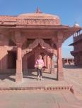 Entrance to the Ankh Michauli (treasury?)
