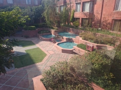 Garden, ITC Mughal