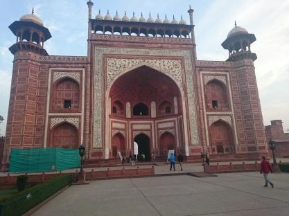Great Gate, Taj Mahal