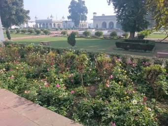 Gardens, Red Fort
