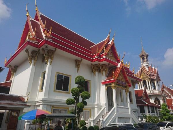Wat Chana Songkram, Bangkok