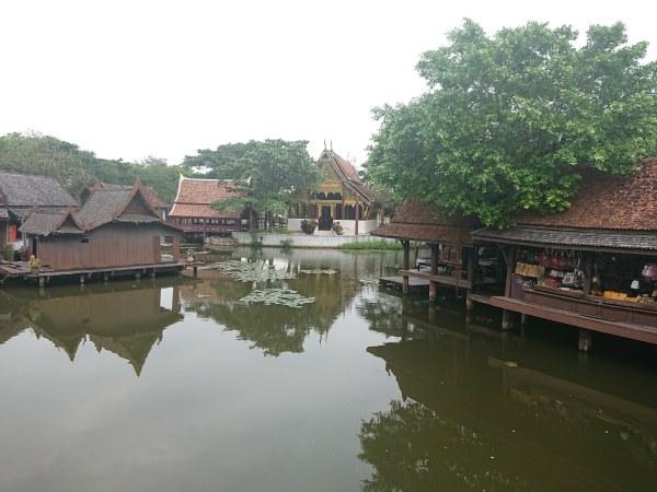 Floating Village, Muang Boran
