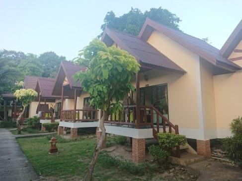 Bungalows, Phi Phi Villa Resort