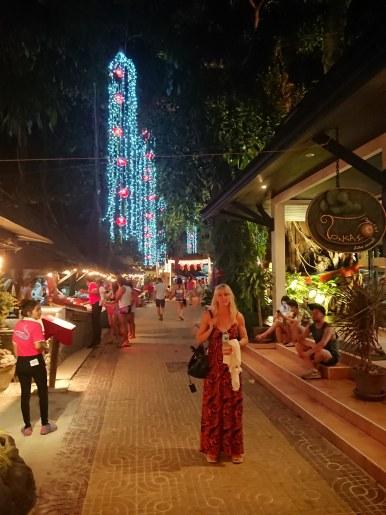 Promenading on Phi Phi