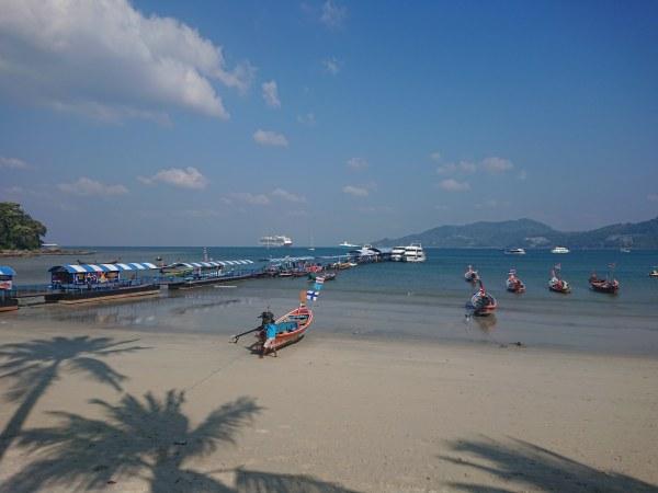 Patong Bay, Phuket