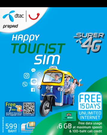 Tourist SIM
