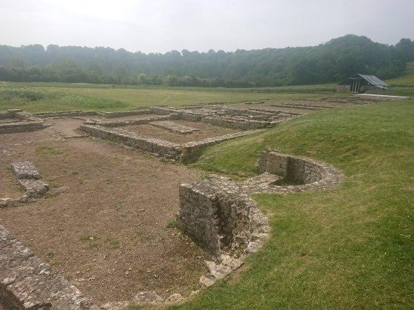 North Leigh Roman Villa
