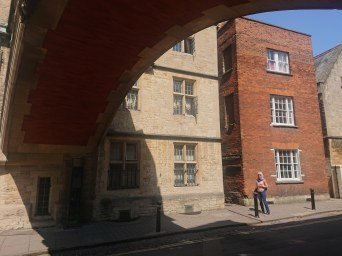 St Helen's Passage, Oxford