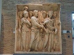 Fresco Cast, Ashmolean Museum