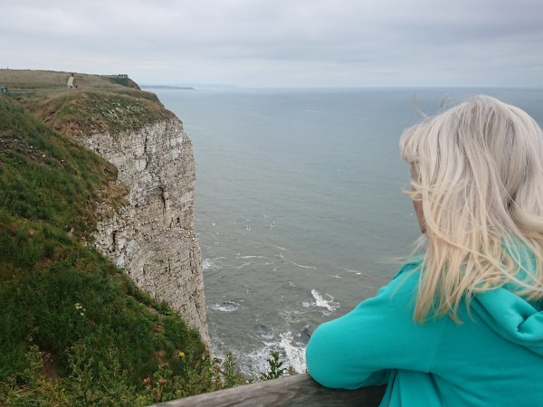 Birdwatching at RSPB Bempton Cliffs