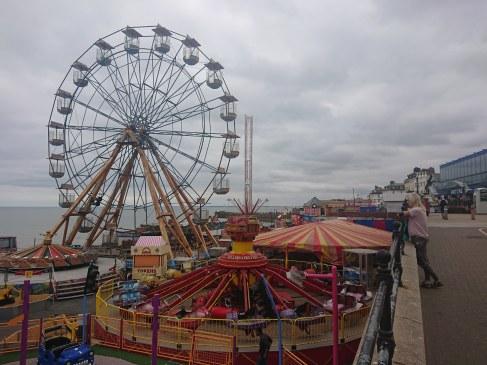 Funfair, Bridlington Promenade
