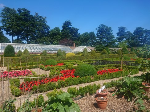 Walled garden, Sewerby Hall & Gardens