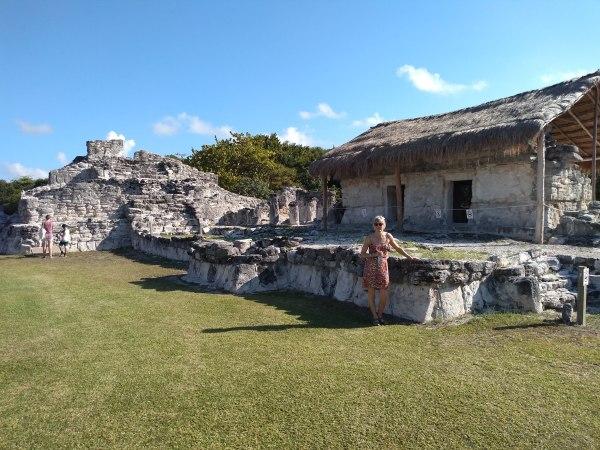 Ruins at El Rey