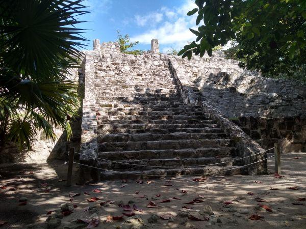 Pyramid at San Miguelito