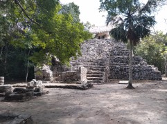 Temple of the Frescoes, Cobá