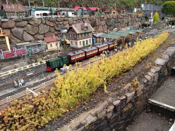 Charnwood Forest Garden Railway