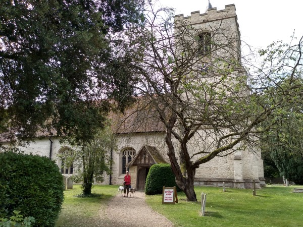 Church of St Andrew and St Mary at Granchester