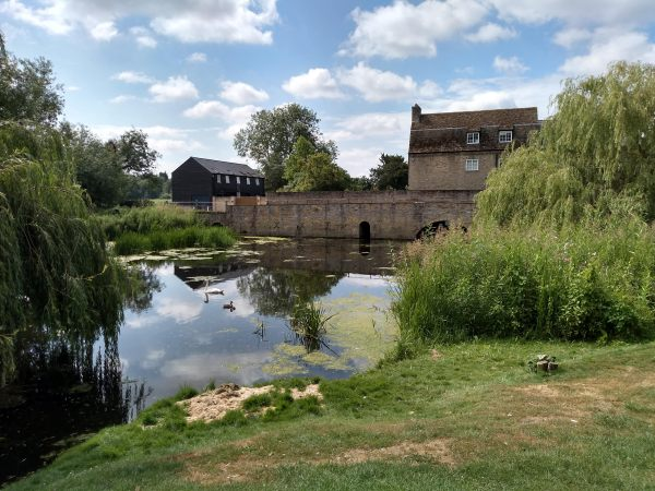 The Mill Pond, Grantchester