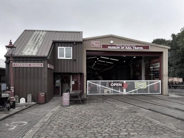 Carriage Works museum at Ingrow