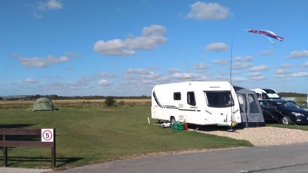 Normans Bay campsite