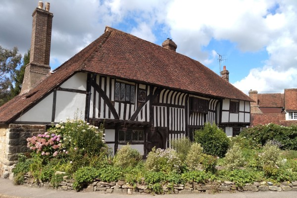 Tudor Cottage at Battle